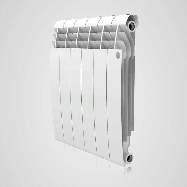 Биметаллический радиатор Royal Thermo BiLiner Bianco Traffico 500