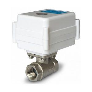 Кран шаровый с электроприводом Neptun AquaСontrol 220В
