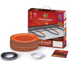 Нагревательный кабель для теплого пола Теплолюкс ProfiRoll