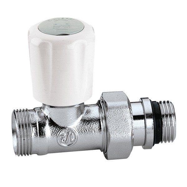 Прямой вентиль термостатической опцией