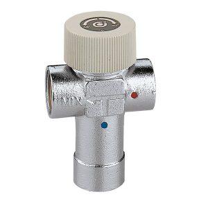 Регулируемый термостатический смеситель