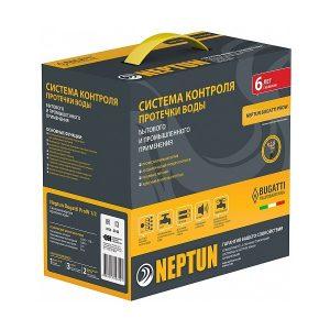 "Система контроля протечки воды Neptun Bugatti ProW ½"""