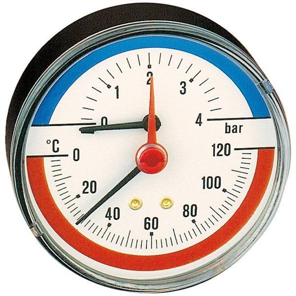 "Термоманометр ""CALEFFI"""