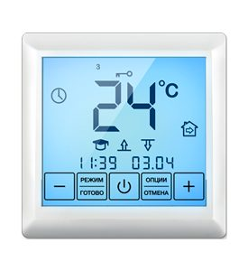 Сенсорные терморегуляторы