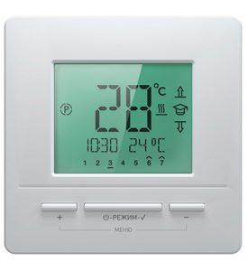 Терморегуляторы электронные