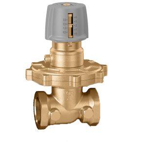 Автоматический балансировочный клапан CALEFFI