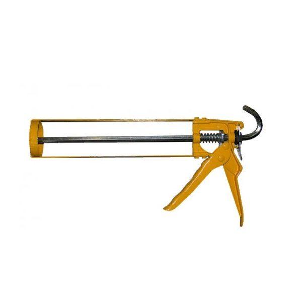 Пистолет для герметика скелетный, усиленный