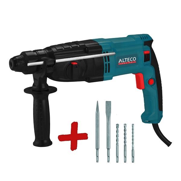Перфоратор ALTECO RH 950-26 SDS+ 3 режима