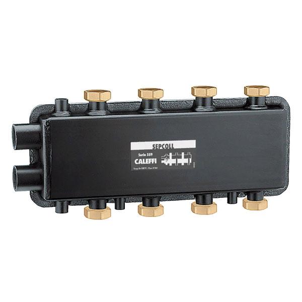 Коллектор-сепаратор CALEFFI SEPCOLL 559222