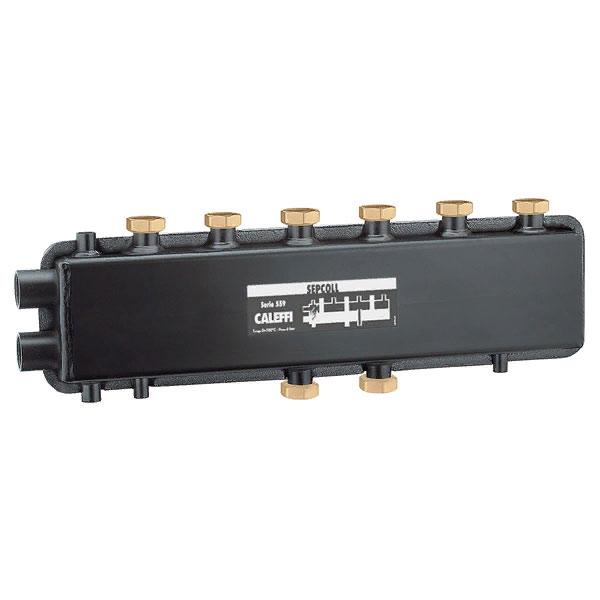 Коллектор-сепаратор CALEFFI SEPCOLL 559231