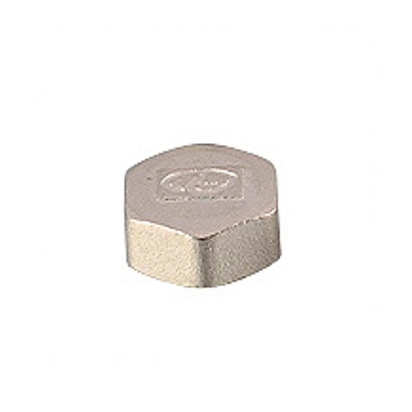 Заглушка ВР 1 LAVITA никель