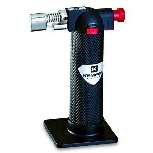 Лампа паяльная газовая KEMPER 12500 микро (п/поджиг, сист.подогр.газа, рег.под.возд.)