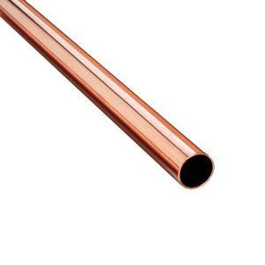 Труба медная отожженая 12 мм. * 1 мм. Sanco